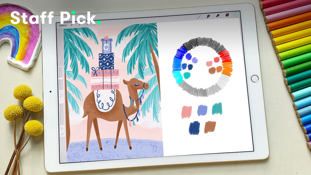 image 07 28 tues brooke glaser Discover Now: Create a Coloring Page, Make Illustrations Pop, and More!